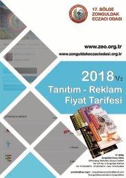 Zonguldak Eczacı Odası - Tanıtım Reklam