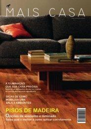 Revista Mais Casa - Projeto