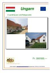 Ungarn - Privater Immobilienverkauf Chur