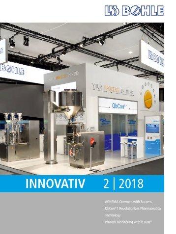 L.B. Bohle Innovativ 02/2018 EN