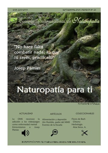 Revista Naturopatia para Ti nº 25
