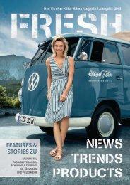 Fresh: News, Trens und Products von Fischer Kälte-Klima