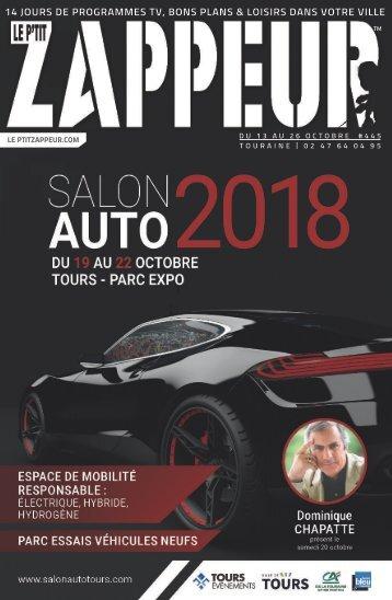 Le P'tit Zappeur - Tours #445