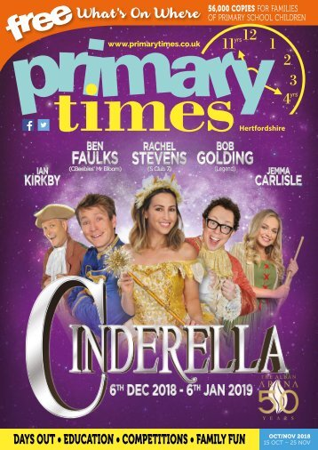 Primary Times Hertfordshire October 2018