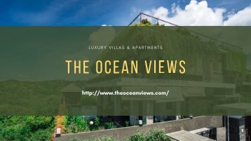 Ocean Views Luxury Villas Bali