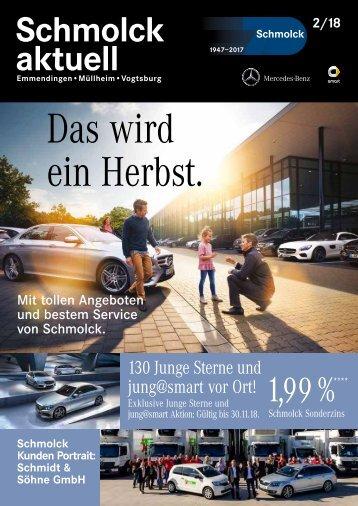 Schmolck aktuell Mercedes-Benz 2018-02