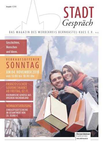Stadtgespräch Bernkastel-Kues 4/2018