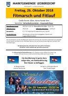 Postwurf Oktober / Marktgemeinde Leobersdorf - Page 2