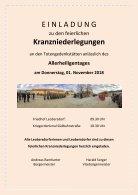 Postwurf Oktober / Marktgemeinde Leobersdorf - Page 3