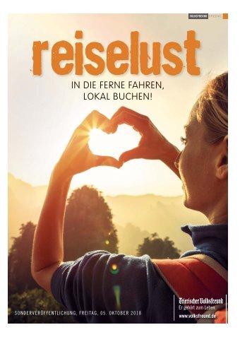 Reiselust - 10/2018