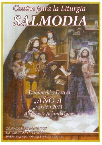 Salmodia Ciclo A