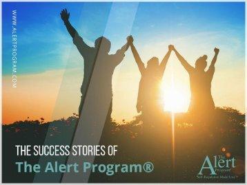 Self Regulation Program Online – The Success Stories