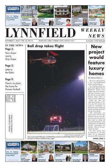 Lynnfield 10-11