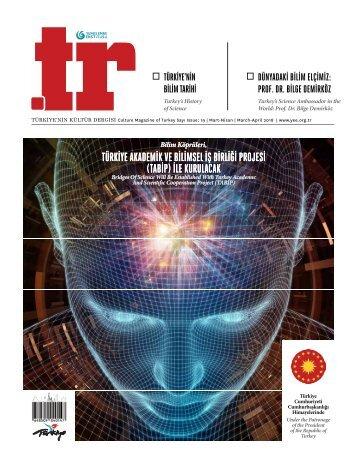 tr Dergisi 19.Sayı (Türk Bilim Adamları)