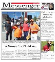 Southwest Messenger - September 23rd, 2018