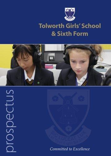 Tolworth Girl's School & Sixth Form