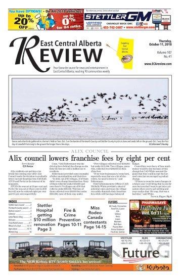 ECA Review 2018-10-11