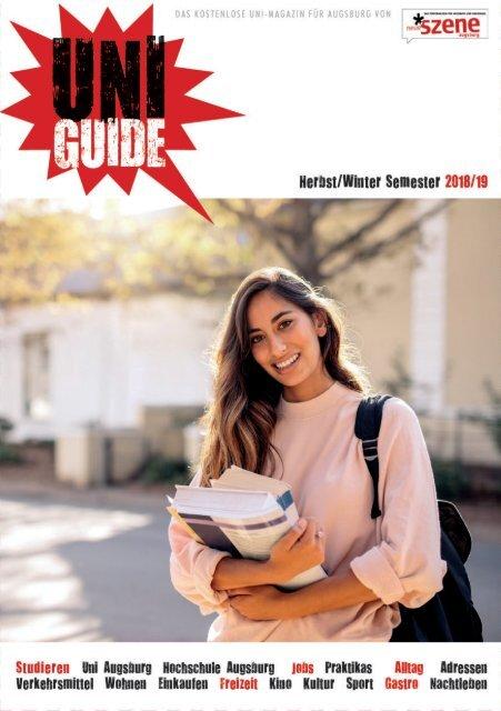 UNI-Guide Augsburg 2018