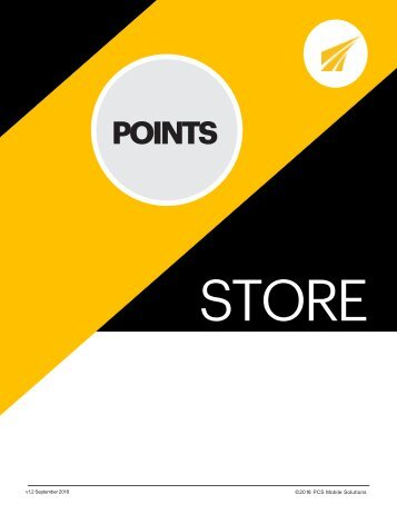The Points Store