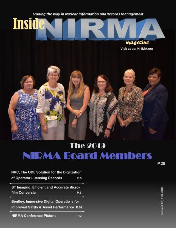 Inside NIRMA Fall 2018 FINAL