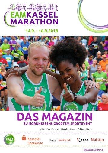 EAM Kassel Marathon Magazin 2018