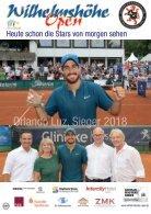 Dokumentation Wilhelmshöhe Open 2018 - Page 2