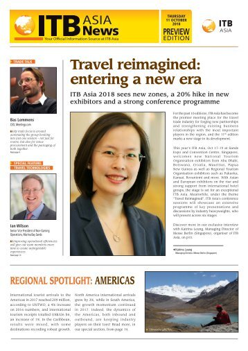 ITB Asia News 2018 - Preview Edition