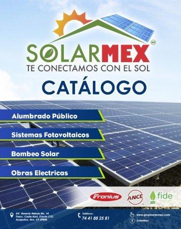 DEMO Catálogo Solarmex 2018