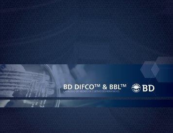 Catalogo BD Micro Difco