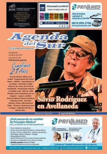 AGENDA 236 OCT 18 FB