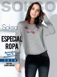Sokso - Especial Ropa 18