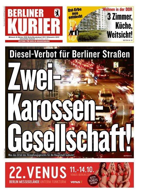 Berliner Kurier 10.10.2018