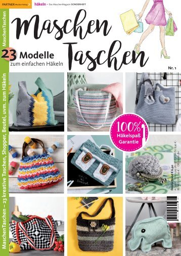 Maschentaschen Magazine