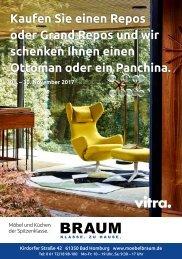 VITRA bei Möbel Braum in Bad Homburg