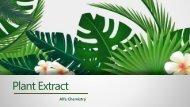 Plant Extract