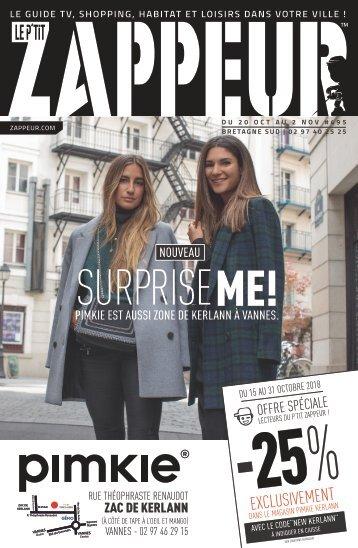 Le P'tit Zappeur - Bretagnesud #495