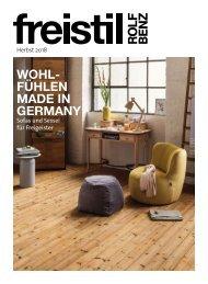 Möbel HÄMEL - freistil von Rolf Benz - Katalog