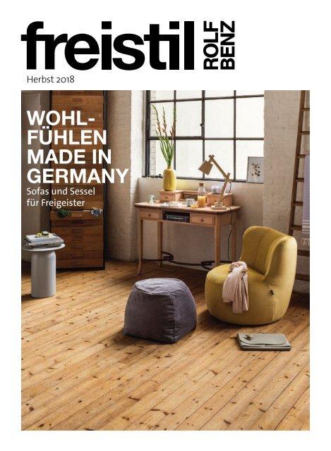 Möbel Hämel Freistil Von Rolf Benz Katalog