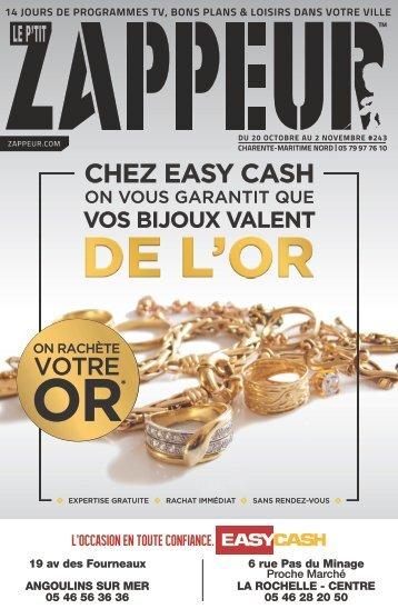 Le P'tit Zappeur - Larochelle #243