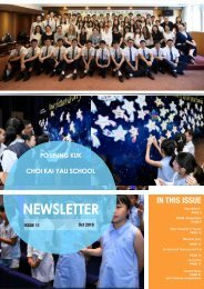 11th Edition Newsletter New