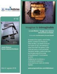e-AN 39 nota 3 Imaginar lo inimaginable reedicion xxxxxxxx