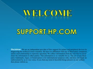 Support.hp.Com  1800-436-0509 HP Printer Support Phone Number.
