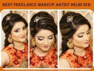 Best freelance makeup artist Delhi NCR-Kajal Sharma-converted