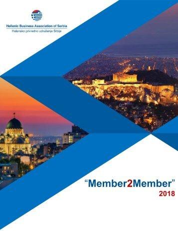 Member2Member 2018
