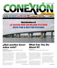 Conexion October 2018