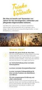 Aloe-Flyer - Seite 2