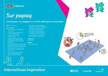 International Inspiration - London 2012 Olympics