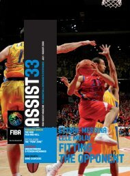 Fitting the opponent - FIBA.com