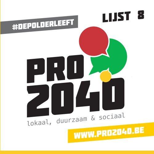 PRO2040 Brochure