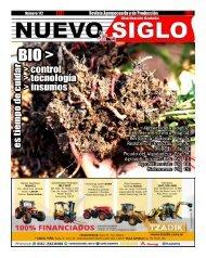 Revista Agropecuaria Nuevo Siglo Número 172 - OCTUBRE 2018